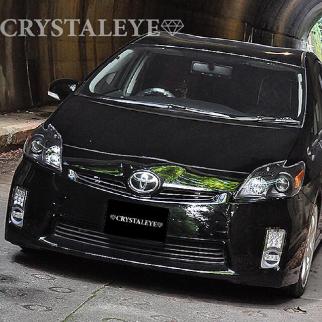 トヨタ(トヨタ)の30プリウス ドアストライカーカバー  【4PCSセット】 自動車/バイクの自動車(車内アクセサリ)の商品写真