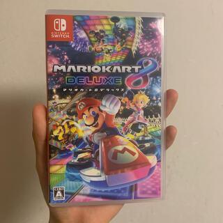ニンテンドウ(任天堂)のマリオカート8 デラックス Switch(家庭用ゲームソフト)