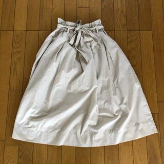 エイチアンドエム(H&M)のスカート ◦ H&M(ひざ丈スカート)