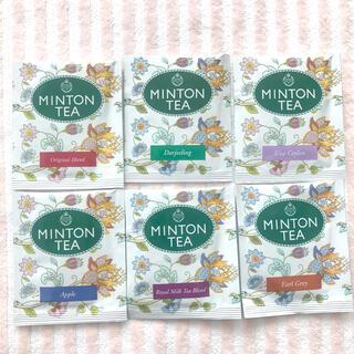 ミントン(MINTON)のミントンティー 6パック(茶)