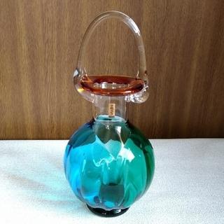 津軽びいどろ 花器(花瓶)