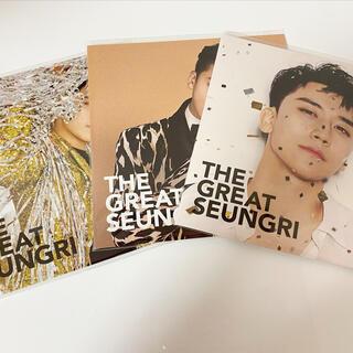 BIGBANG - THE GREAT SEUNGRI