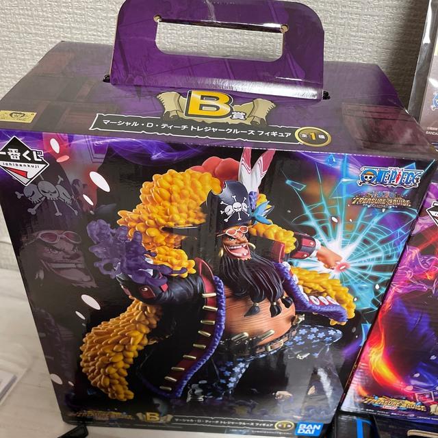 BANDAI(バンダイ)のワンピース一番くじ  エンタメ/ホビーのフィギュア(アニメ/ゲーム)の商品写真