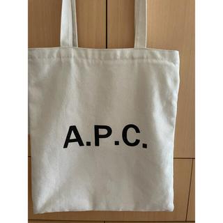 アーペーセー(A.P.C)のA.P.Cバッグ(トートバッグ)