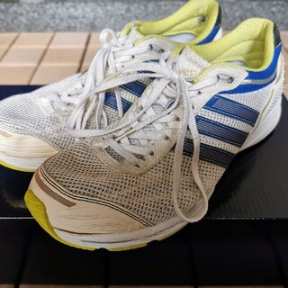 アディダス(adidas)のアディダス adizero cs 25.5cm(シューズ)