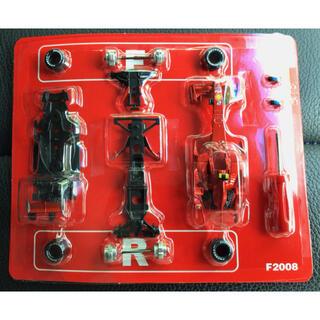 フェラーリ(Ferrari)の京商 1/64 フェラーリ F1 フォーミュラカー F2008 No.2 #2(ミニカー)