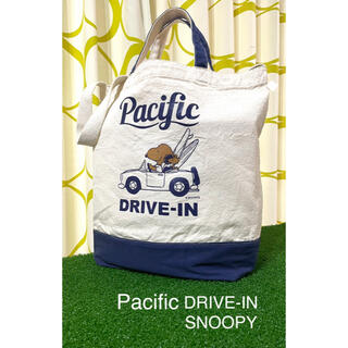 SNOOPY - ⭐️Pacfic DRIVE IN SNOOPY⭐️パシフィックドライブイン⭐