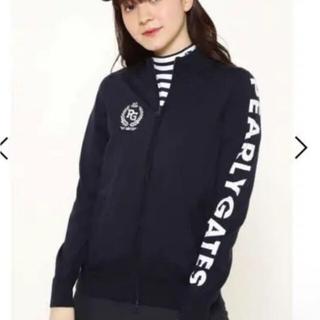 PEARLY GATES - 新品♥2021年春夏モデル フルジップニットジャケット レディース