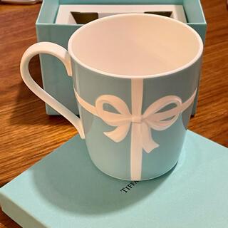 ティファニー(Tiffany & Co.)のティファニー新品マグカップ(グラス/カップ)