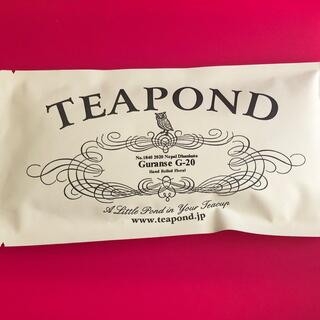 TEAPOND 紅茶