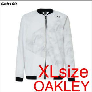 Oakley - 【XL size】新品 オークリー トレーニング ジャケット