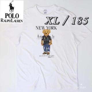 ポロ ラルフローレン ポロベアー 半袖 Tシャツ 東京モデル メンズ半袖限定商品