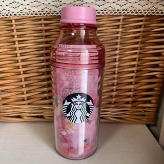 Starbucks Coffee - Starbucks SAKURA 2018 ダブルウォールサニーボトル473ml