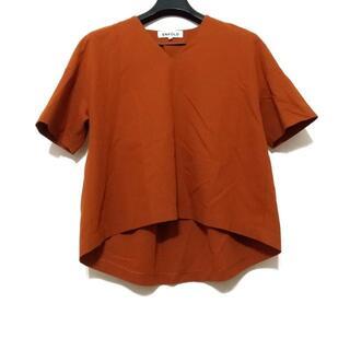 エンフォルド(ENFOLD)のエンフォルド 半袖カットソー サイズ38 M -(カットソー(半袖/袖なし))