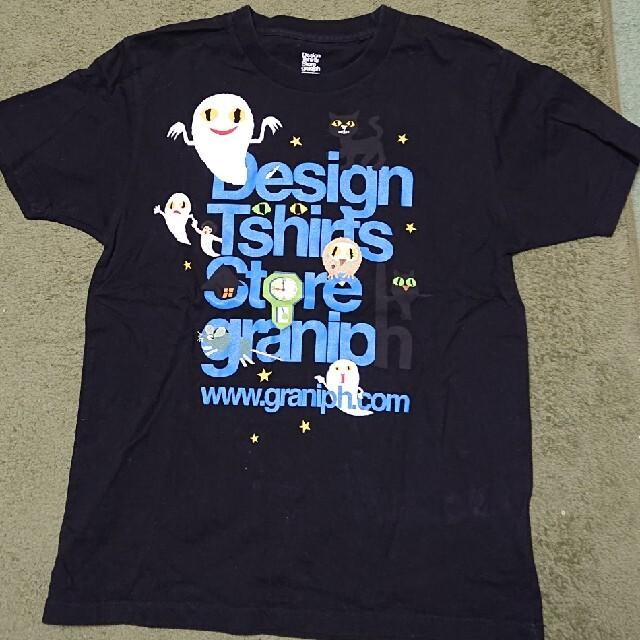 Graniph(グラニフ)のグラニフ Tシャツ ねないこだれだ  Sサイズ レディースのトップス(Tシャツ(半袖/袖なし))の商品写真