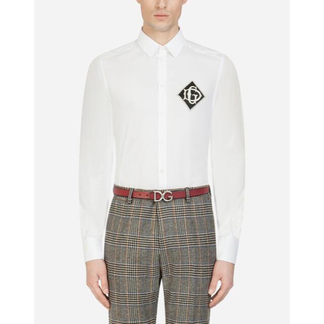 DOLCE&GABBANA(ドルチェアンドガッバーナ)のDOLCE&GABBANA  シャツ メンズのトップス(シャツ)の商品写真