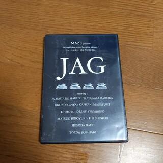 エレメント(ELEMENT)のMAZE presents / JAG  DVD (趣味/実用)