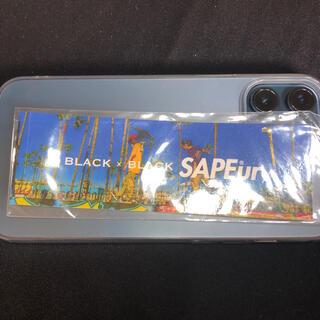 シュプリーム(Supreme)の SAPEur サプール   BLACK X BLACK ステッカー(その他)