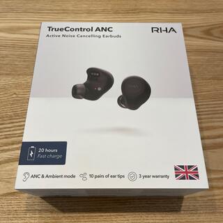 RHA TrueControl ANC 完全ワイヤレス イヤホン(ヘッドフォン/イヤフォン)