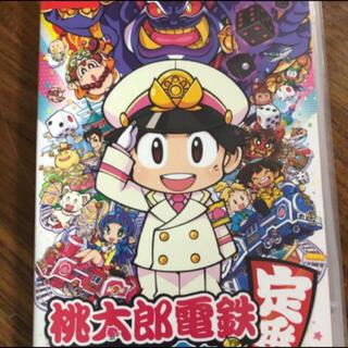 Nintendo Switch - 桃太郎電鉄 桃鉄 Switch ソフト 任天堂 美品