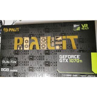 ビデオカード GeForce® GTX 1070 Ti Dual