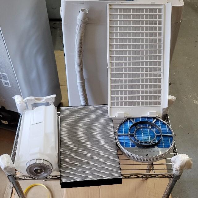 SHARP(シャープ)のきつねこ様専用   SHARP 加湿空気清浄機 スマホ/家電/カメラの生活家電(空気清浄器)の商品写真