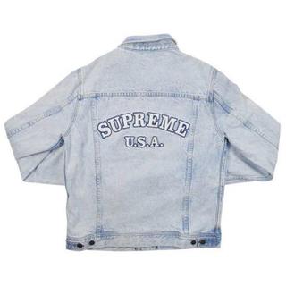 シュプリーム(Supreme)のsupreme Denim Trucker Jacket(Gジャン/デニムジャケット)