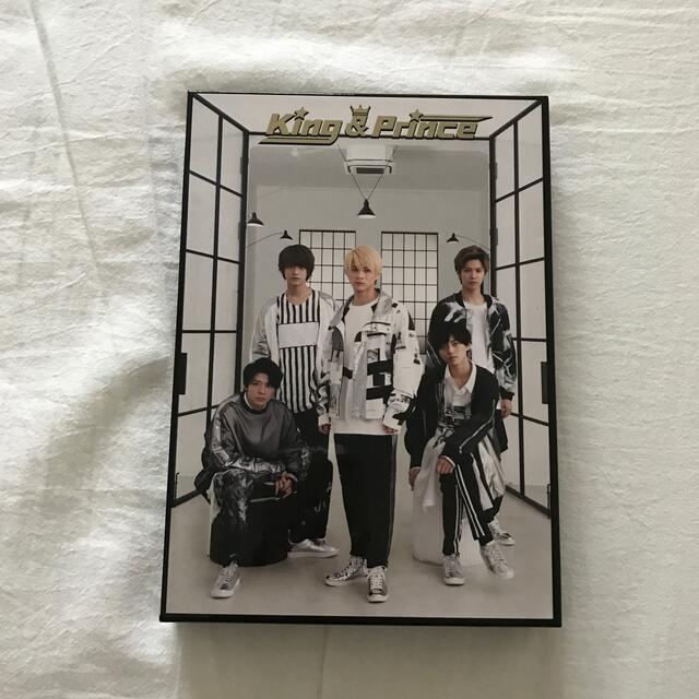Johnny's(ジャニーズ)のKing & Prince(初回限定盤A/DVD付) エンタメ/ホビーのCD(ポップス/ロック(邦楽))の商品写真