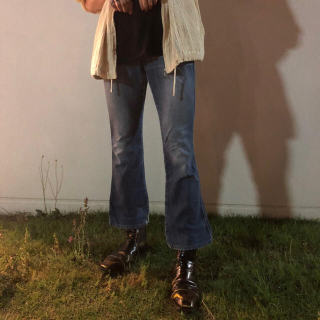 Levi's(リーバイス)のLEVI'S フレアデニム LEVI'S517 646 ブーツカット メンズのパンツ(デニム/ジーンズ)の商品写真