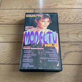 VHS MODEL TV vol.2 ヘレナクリステンセン ニキテイラー(その他)