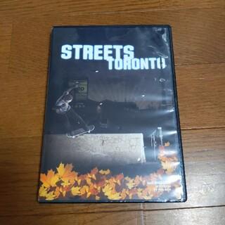 ブラインド(bLind)のSTREETS TORONTO  DVD(スケートボード)