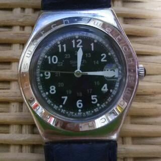 スウォッチ(swatch)のスウォッチ紺 腕時計(腕時計)