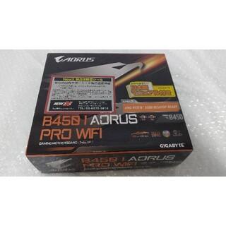 美品 B450I AORUS PRO WIFI 最新BIOS更新済み(PCパーツ)