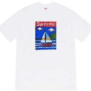 Supreme - SUPREME Sailboat Tee シュプリーム ヨット Tシャツ