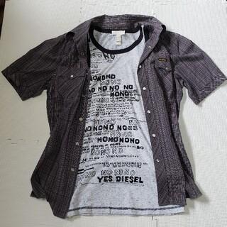 DIESEL - ディーゼル 半袖シャツ