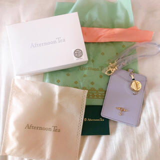AfternoonTea - 【新品未使用♡】アフタヌーンティー パスケース