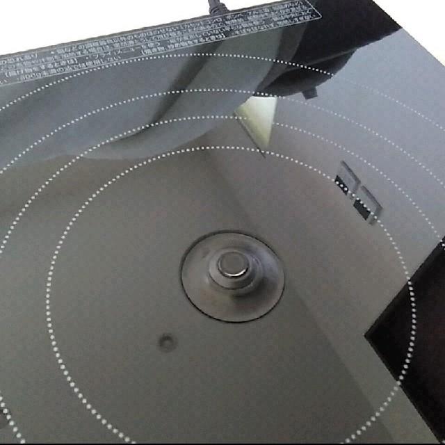 Amway(アムウェイ)の美品✨ Amway インダクションレンジ 黒 スマホ/家電/カメラの調理家電(IHレンジ)の商品写真
