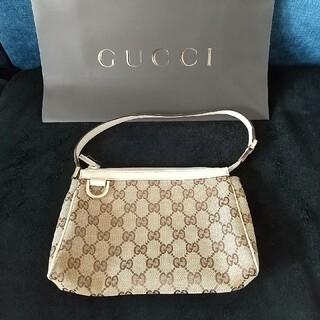 Gucci - GUCCIのアクセサリーポーチ