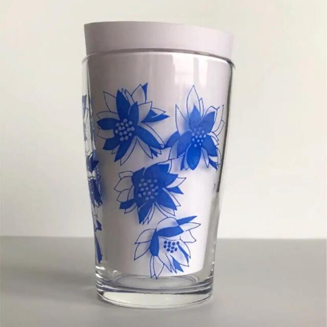 東洋佐々木ガラス(トウヨウササキガラス)の昭和レトロ 東洋ガラス コップ タンブラー インテリア/住まい/日用品のキッチン/食器(タンブラー)の商品写真