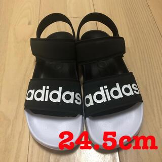 adidas - adidas サンダル 24.5cm