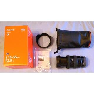 SONY - SONY E 16-55mm F2.8 G SEL1655G ソニー