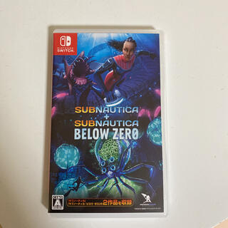 ニンテンドースイッチ(Nintendo Switch)のサブノーティカ Switch(家庭用ゲームソフト)