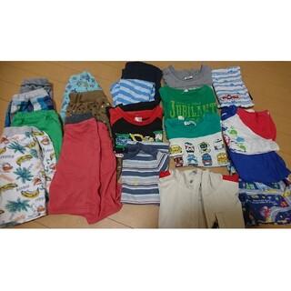 EASTBOY - 95  100 男の子 服  18点  2歳 3歳 4歳