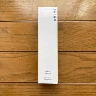 シロ(shiro)の新品未使用 SHIRO 酒かす化粧水(化粧水/ローション)