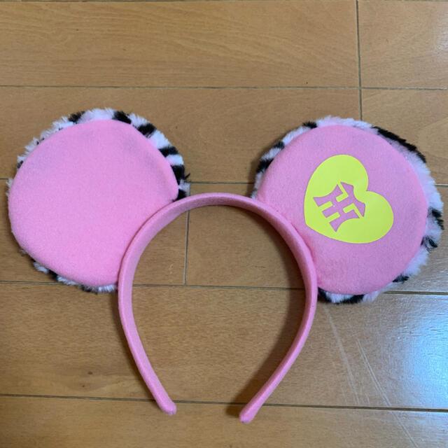 阪神タイガース(ハンシンタイガース)の阪神タイガース カチューシャ スポーツ/アウトドアの野球(応援グッズ)の商品写真