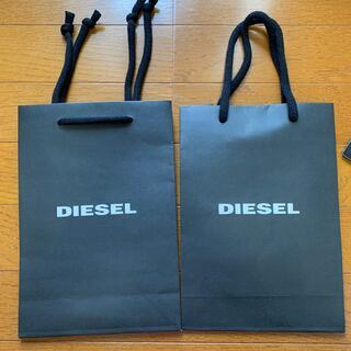 ディーゼル(DIESEL)のDISELショッパー(ショップ袋)