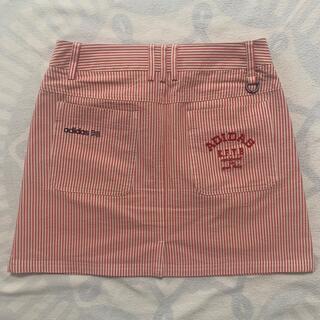 Callaway - adidas golf スカート赤 S size