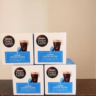 【在庫限り】 ネスカフェ ドルチェ グスト 専用カプセル アイスコーヒーブレンド