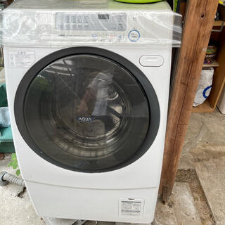 SANYO - 引き取り大歓迎 サンヨー ドラム式洗濯機