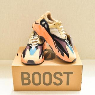 【新品未使用品】Adidas YEEZY BOOST 700 GW0297(スニーカー)